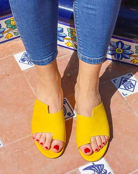 8 sandalias top para brillar este verano fabricadas en España.